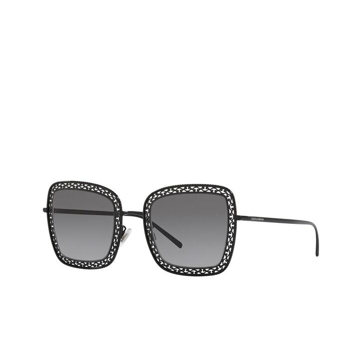 Sonnenbrille, Dolce&Gabbana, 0DG2225 Black