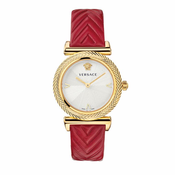 Uhr, Versace, V-MOTIF Red
