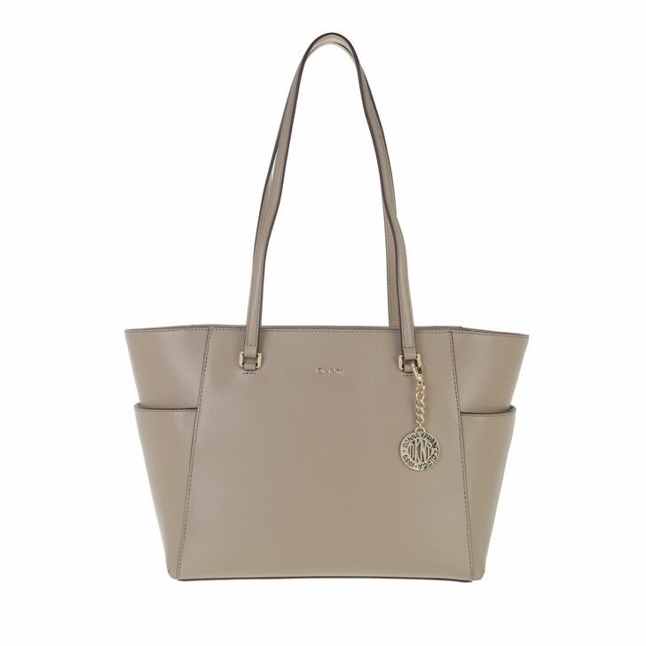 bags, DKNY, Bryant Pocket Tote Toffee