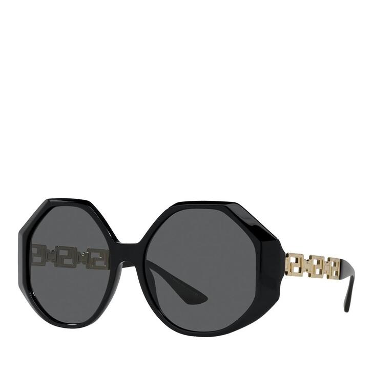 Sonnenbrille, Versace, 0VE4395 BLACK