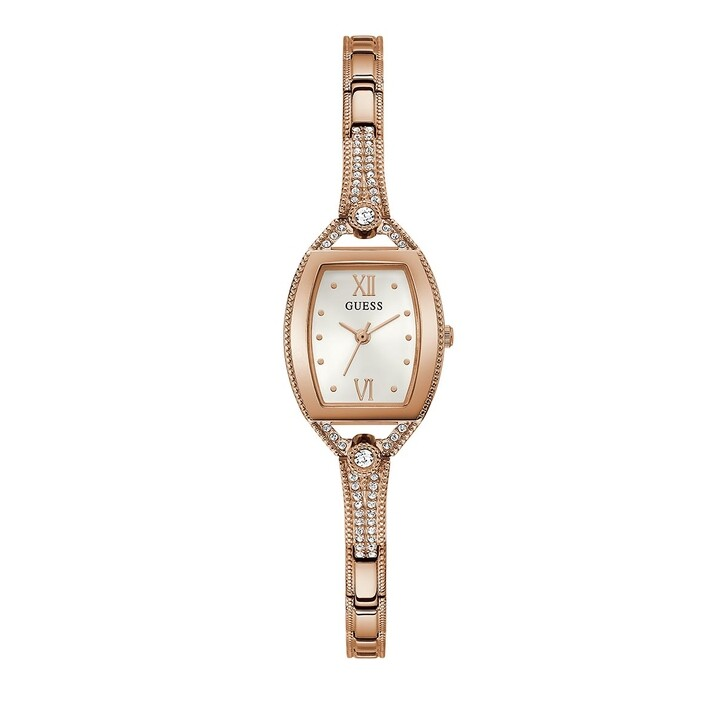 Uhr, Guess, LADIES JEWELRY WATCH Rose Gold Tone