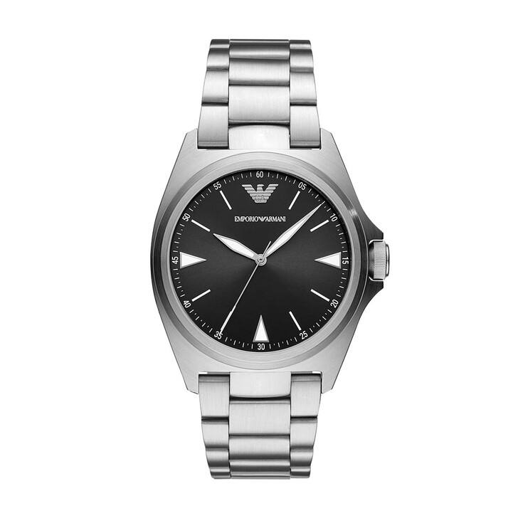 watches, Emporio Armani, AR11255 Men Dress Silver