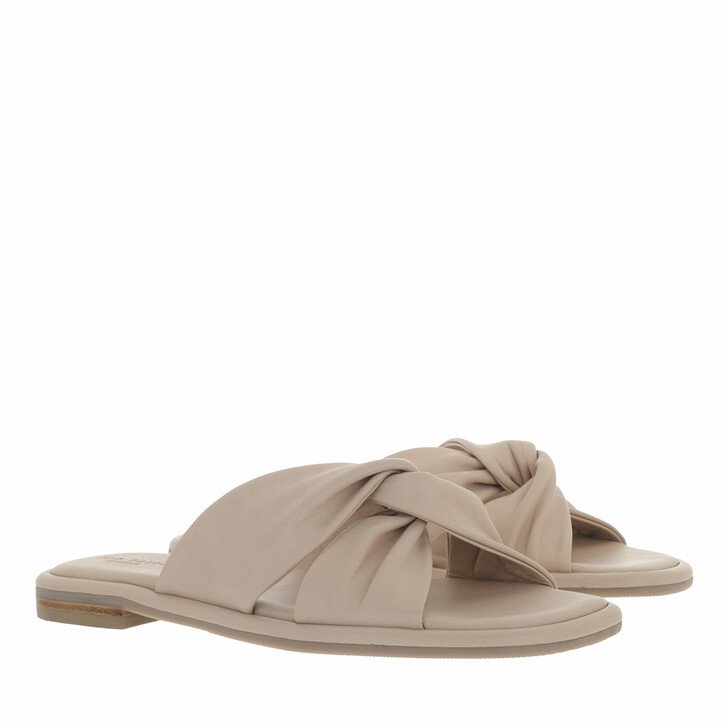 shoes, Ted Baker, Pebba Soft Leather Flat Sandal Nude