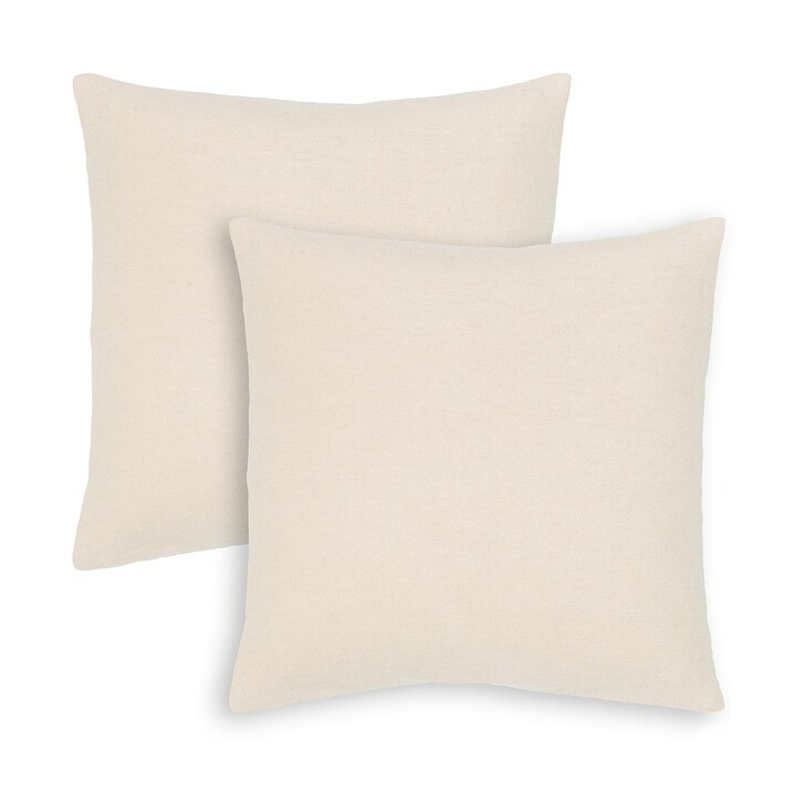home_textiles, Embraced Studios, Sofa Cushion Covers Beige