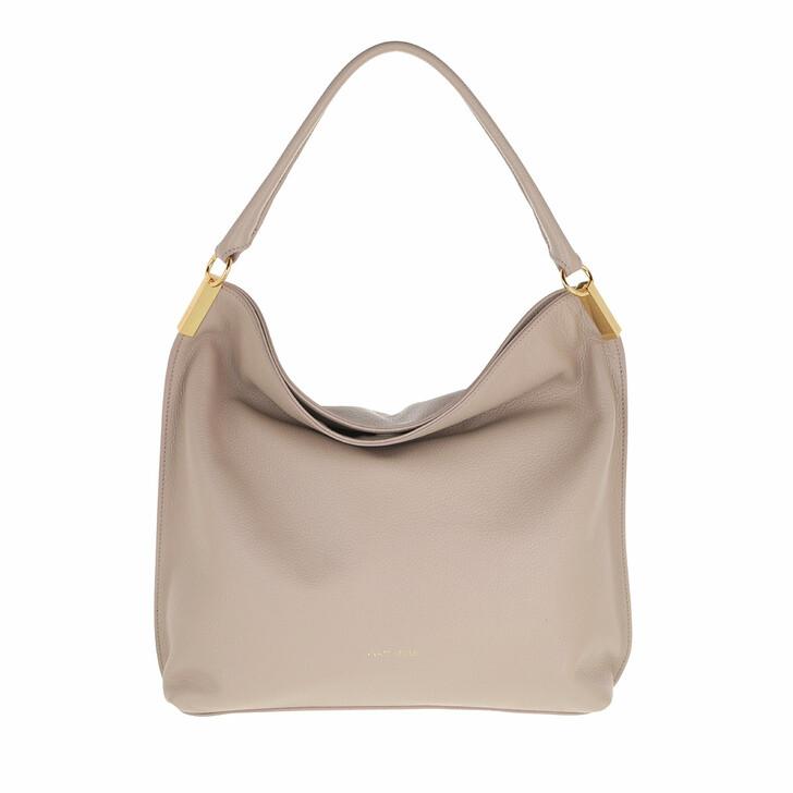 bags, Coccinelle, Estelle Handbag Grained Leather  Powder Pink
