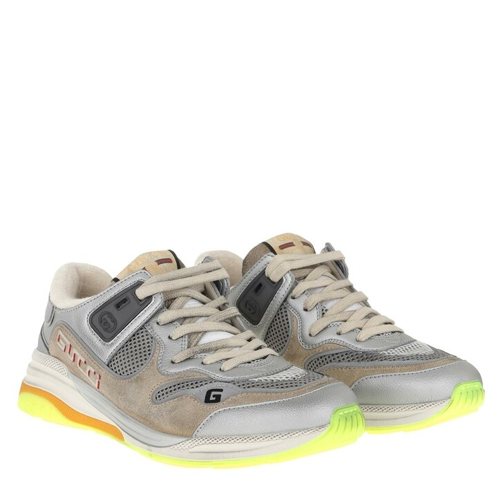 shoes, Gucci, Ultrapace Sneaker Silver