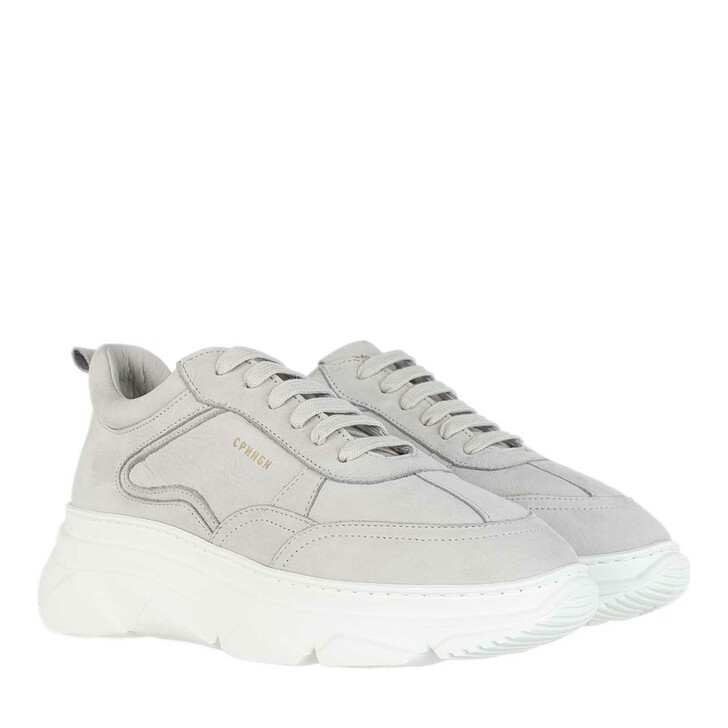 Schuh, Copenhagen, Sneakers Nabuc  Light Grey