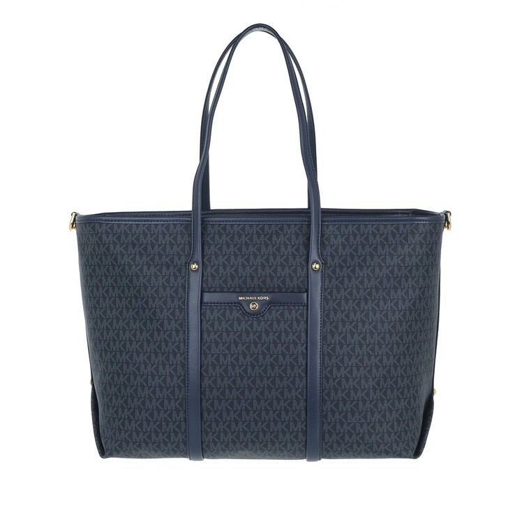 Handtasche, MICHAEL Michael Kors, Large Tote Admiral/Blue