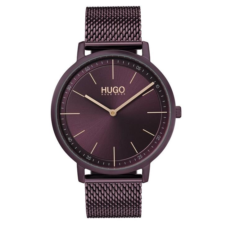 Uhr, Hugo, Women Quartz Watch Express Brown