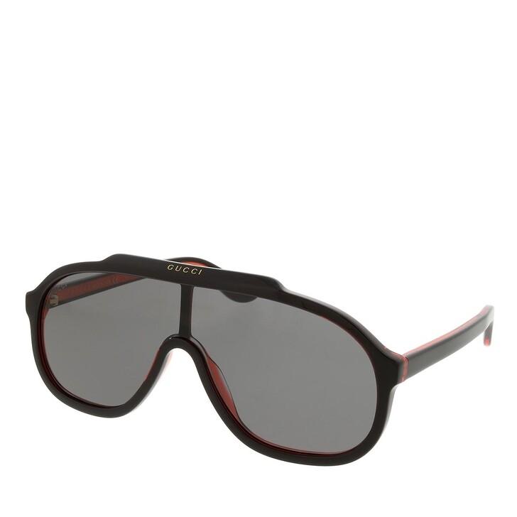 sunglasses, Gucci, GG1038S-001 99 Sunglass Man Acetate Black-Black-Grey