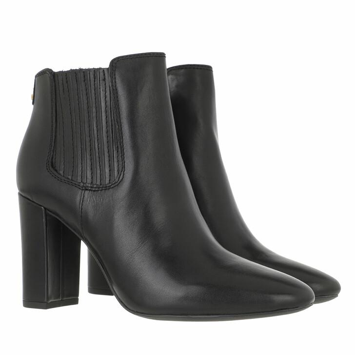 shoes, Lauren Ralph Lauren, Maleah Boots Casual Black
