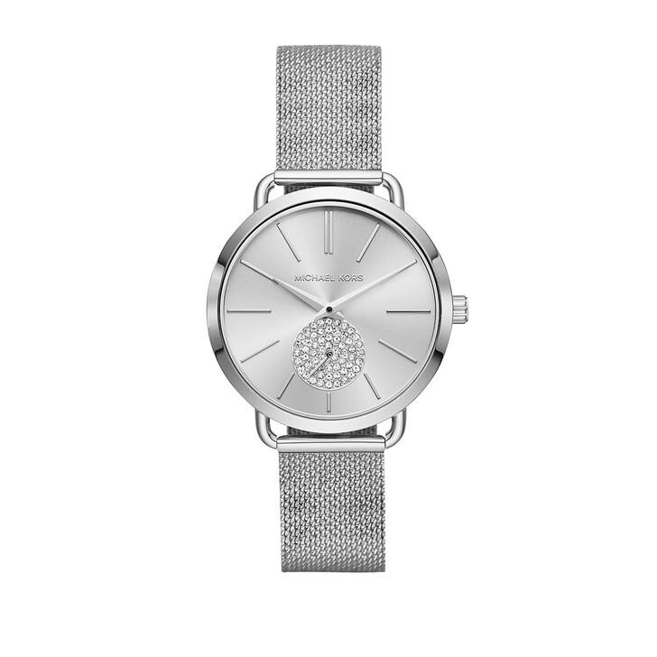 watches, Michael Kors, Watch Portia MK3843 Silver