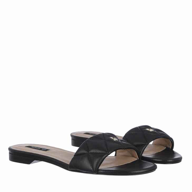 Schuh, Patrizia Pepe, Sandal Nero