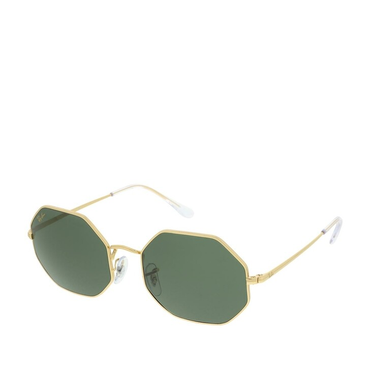 Sonnenbrille, Ray-Ban, Unisex Sunglasses Icons Shape Family 0RB1972 Legend Gold