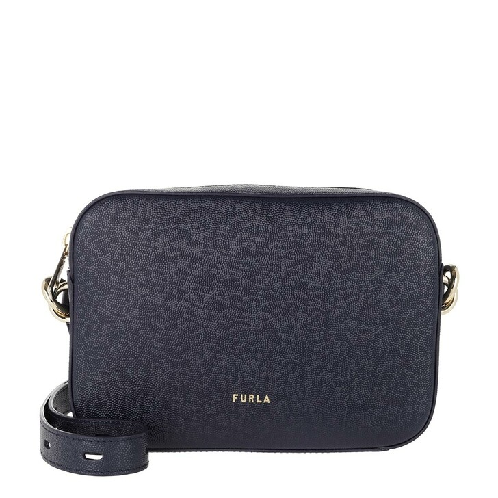 Handtasche, Furla, Block Mini Crossbody Oceano