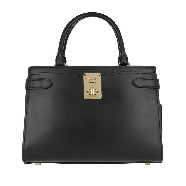 Handtasche, Coach, Shopping Bag Black