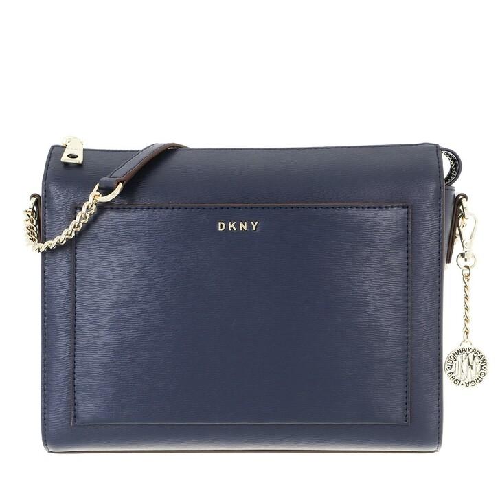 Handtasche, DKNY, Bryant Medium Box Crossbody Navy