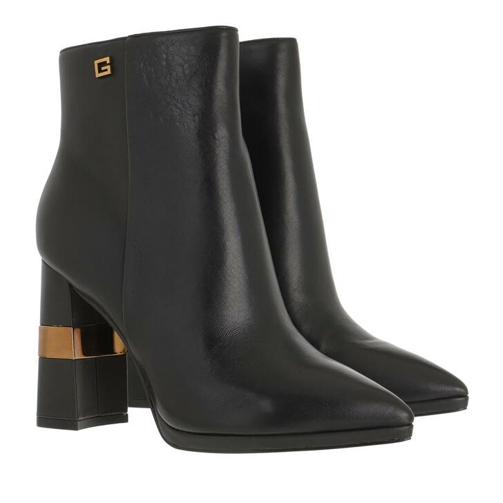 shoes, Guess, Edite Footwear Dress Bootie Black