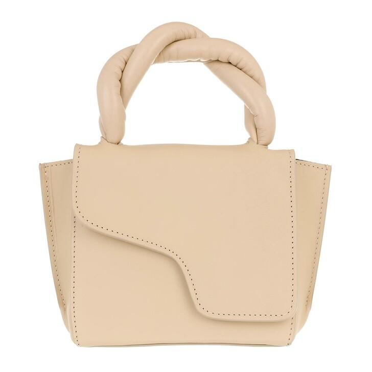 Handtasche, ATP Atelier, Mini Tote Bag Sand