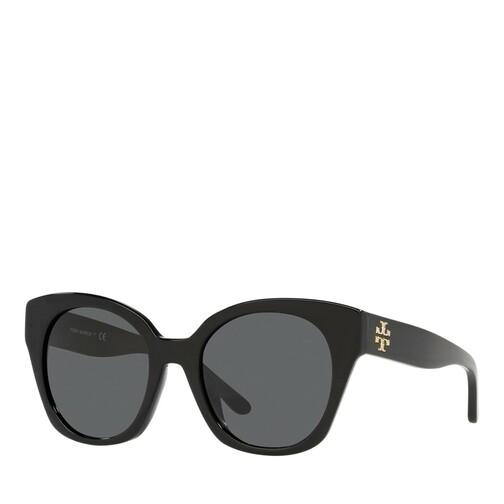 tory burch -  Sonnenbrille - 0TY7159U - in schwarz - für Damen