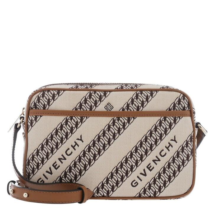 Handtasche, Givenchy, Bond Camera Bag Beige