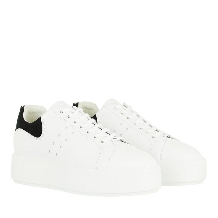 Schuh, Nubikk, Elise Marlow Sneaker Leather White