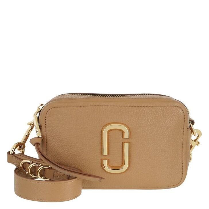 Handtasche, Marc Jacobs, The Softshot 21 Crossbody Bag Dirty Chai