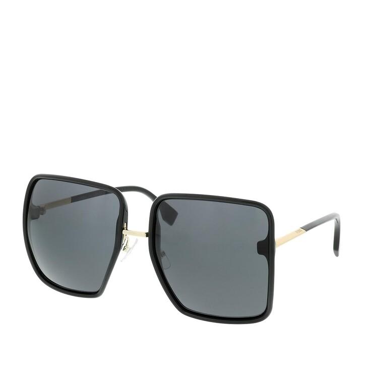 Sonnenbrille, Fendi, FF 0402/S Sunglasses Black