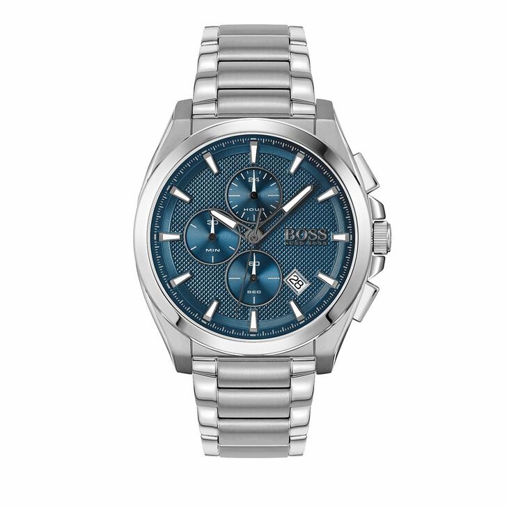 watches, Boss, Watch Grandmaster Silver