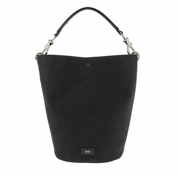 Handtasche, Boss, Valery Bucket Bag Dark Blue