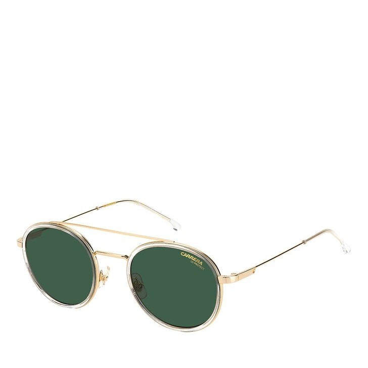 Sonnenbrille, Carrera, CARRERA 2028T/S Gold/Green