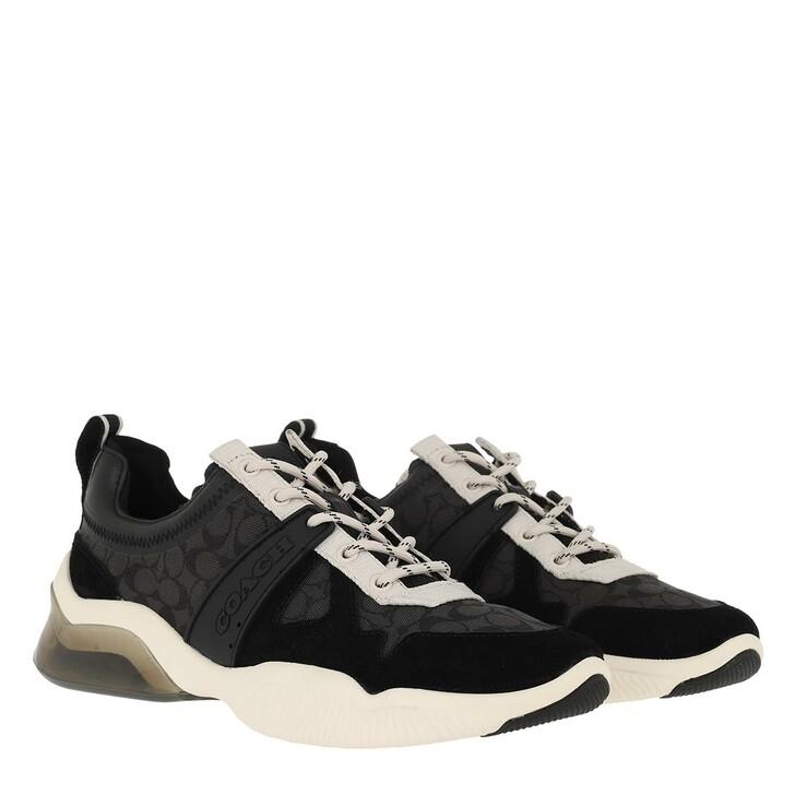 Schuh, Coach, Citysole Runner Sneaker Black/Chalk