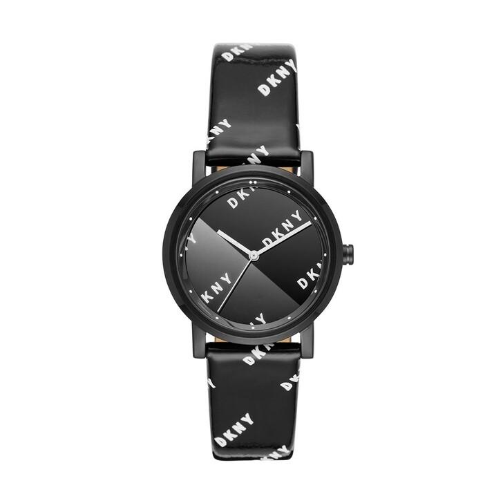 Uhr, DKNY, NY2805 Soho Watch Black