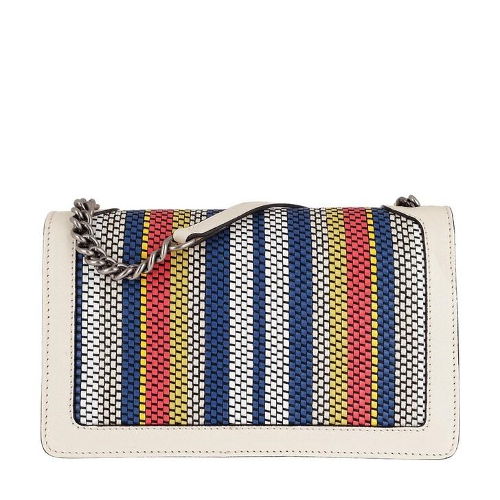 Handtasche, Abro, Crossbody Bag Frame Big Ivory