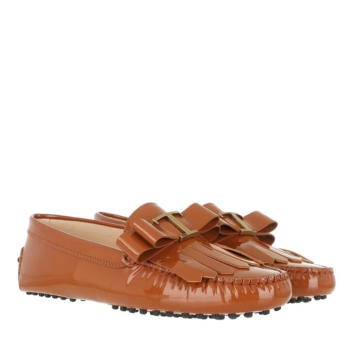 Schuh, Tod's, Gommino Loafer Brick