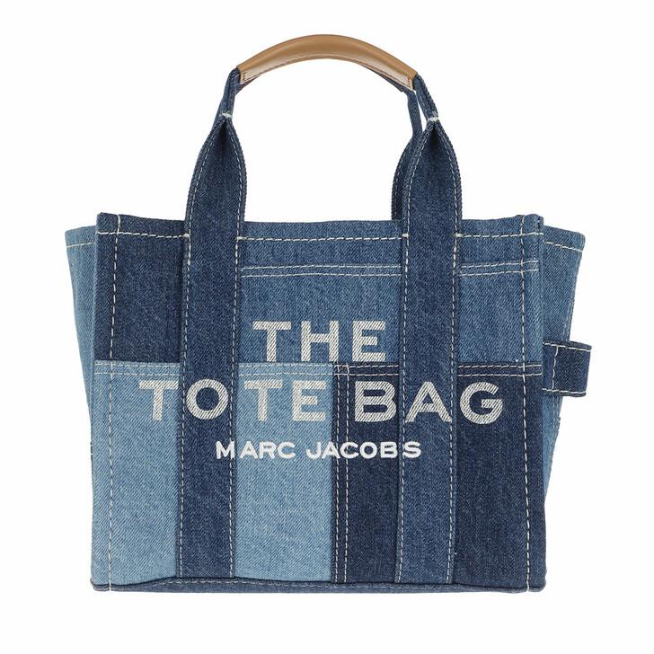bags, Marc Jacobs, The Denim Tote Bag Denim/Blue
