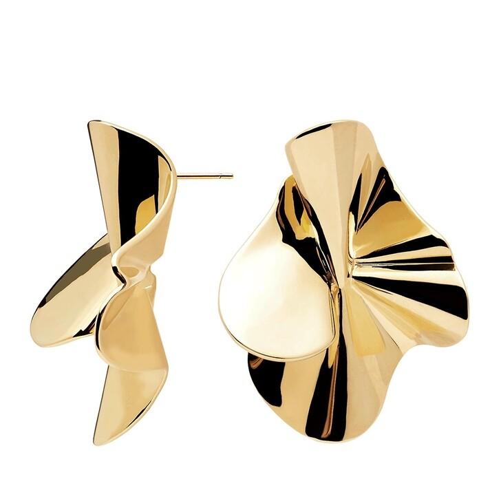 Ohrring, PDPAOLA, Earring Yellow Gold