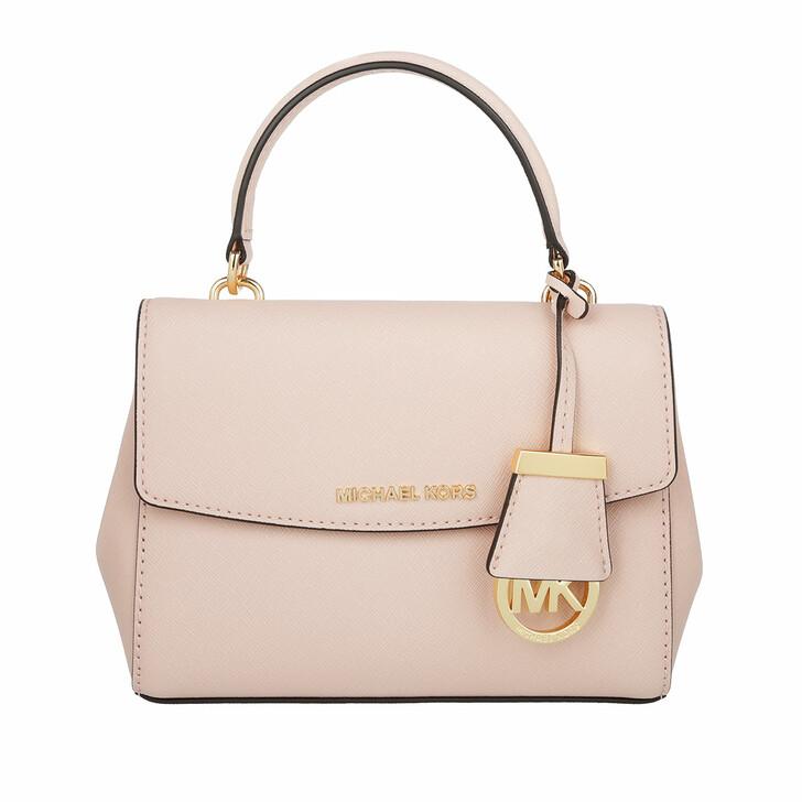 bags, MICHAEL Michael Kors, XS Crossbody Bag Soft Pink