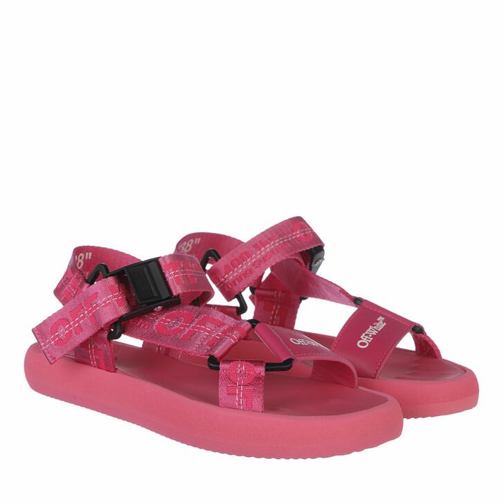 shoes, Off-White, Trek Sandal  Pink