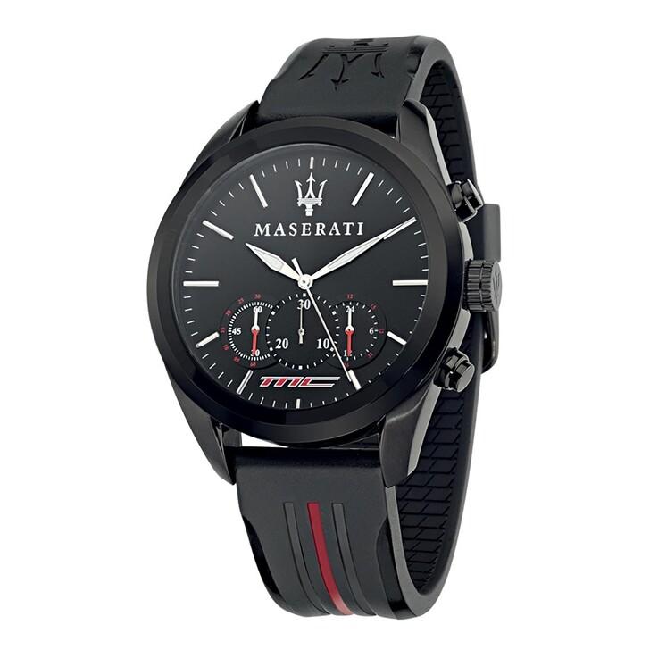 watches, Maserati, Watch Hau Traguardo 45mm Silver