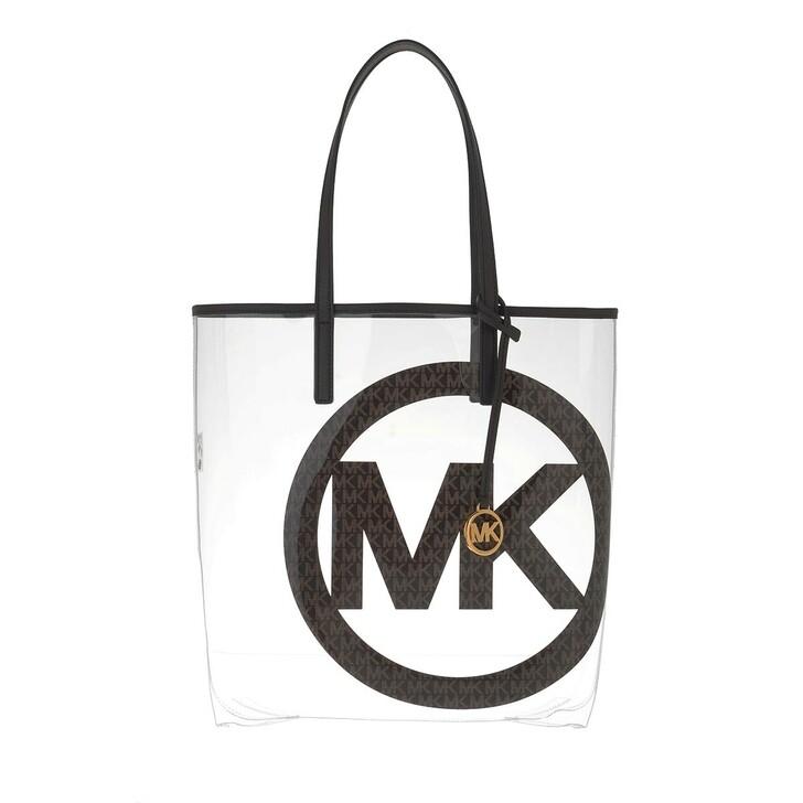 bags, MICHAEL Michael Kors, The Michael Bag Large Tote Brown