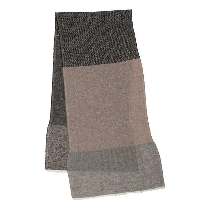 Schal, Roeckl, Mixed Pattern 47x180 Scarf Cashmere