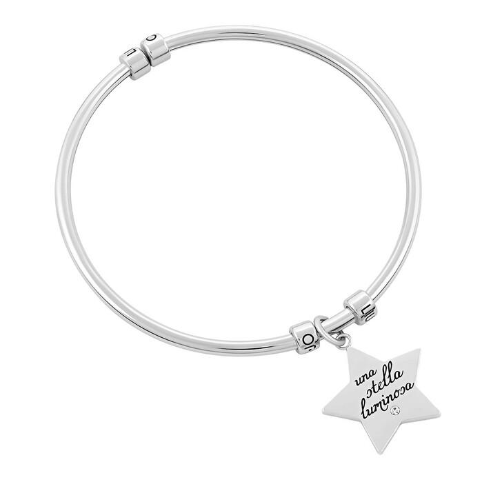 Armreif, LIU JO, LJ1514 Stainless steel Bracelet Silver
