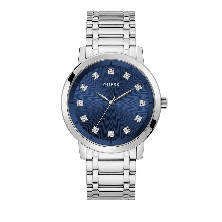 watches, Guess, Mens Watch Paragon Silver