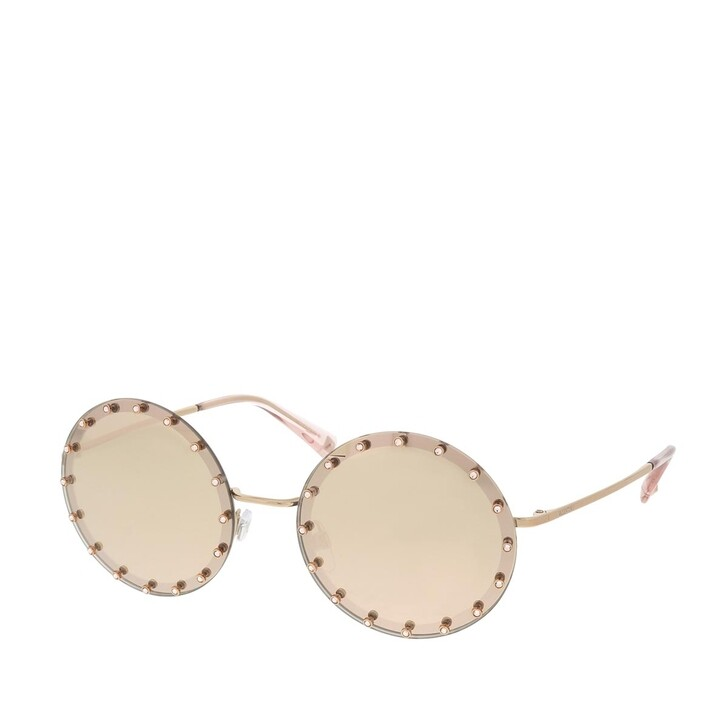 Sonnenbrille, Valentino, Women Sunglasses Individual 0VA2010B Rose Gold Plated