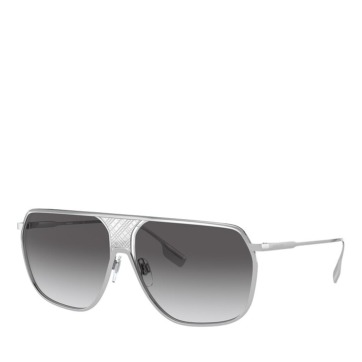 Sonnenbrille, Burberry, 0BE3120 SILVER
