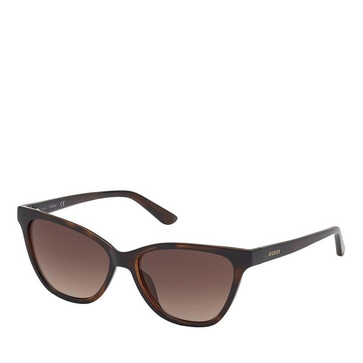 Sonnenbrille, Guess, GU7777 Havanna/Brown