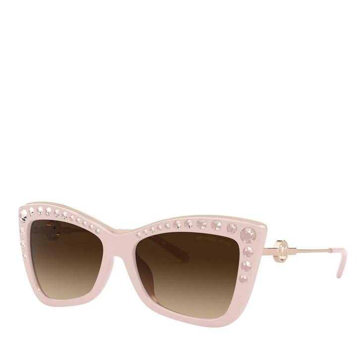 Sonnenbrille, Michael Kors, METALL WOMEN SONNE SHELL PINK