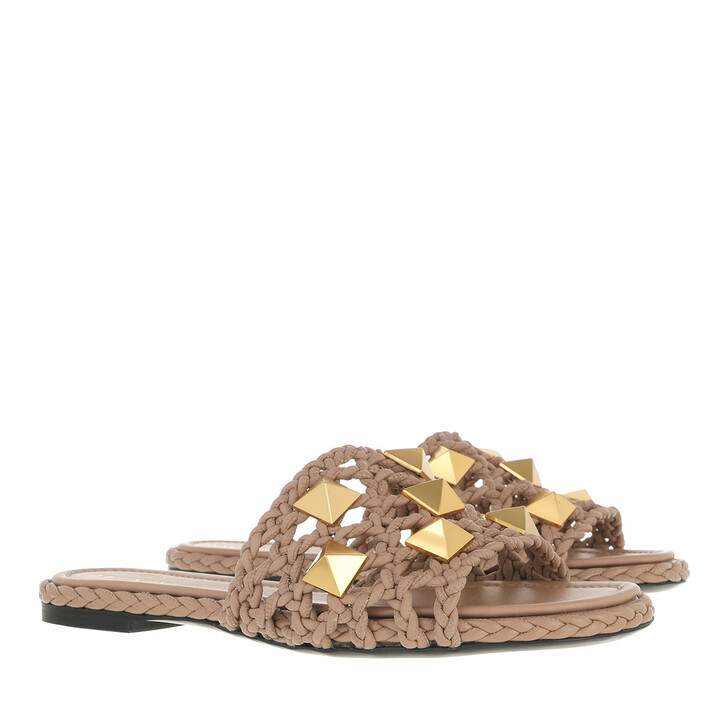 Schuh, Valentino Garavani, Slide Sandals Rose