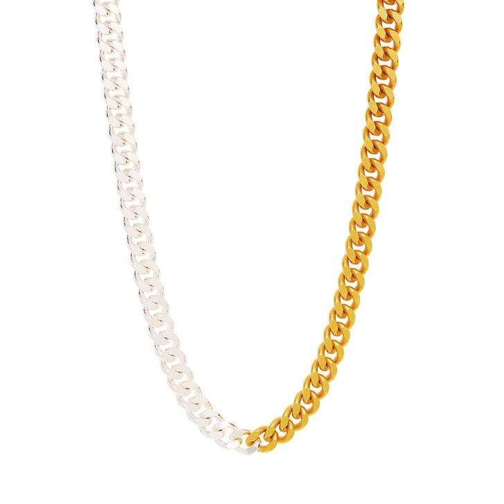 necklaces, Saskia Diez, Necklace Grand 70 cm Bicolor